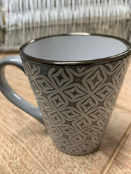 Kahvikuppi Viola, Harmaa