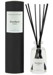 Ambientair huonetuoksu FURTHER, Black the Olphactory 100ml