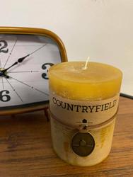 Classic kynttilä, amber-keltainen koko M