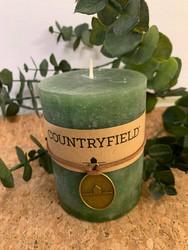 Classic kynttilä, vihreä koko M
