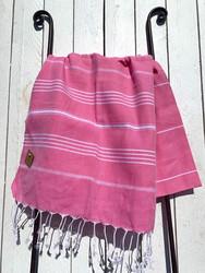Hamam pyyhe COSY, pinkki, 100x180cm