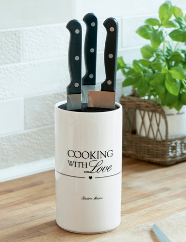 Cooking With Love Knife Folder
