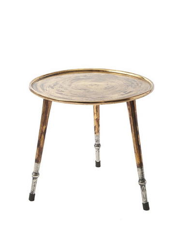 Bolzano Coffee Table brass 45x40