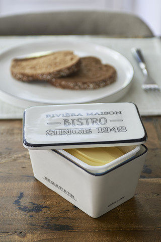 RM Bistro Butter Dish M