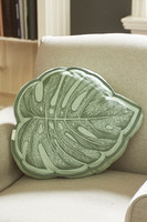 Magic Monstera Pillow