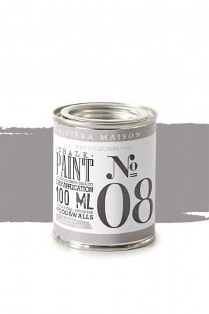 RM Chalk Paint NO08 grey 100ML