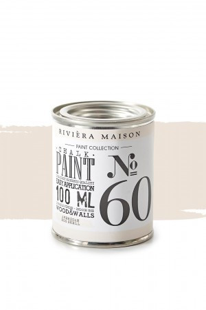RM Chalk Paint NO60 egg shell 100ML