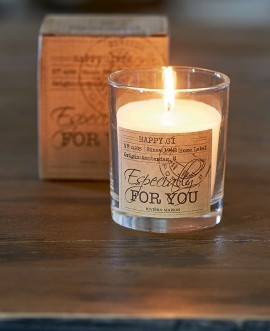 Candle In A Box Especially For You