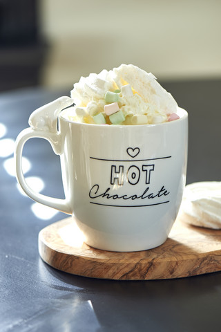 Love Hot Chocolate Mug