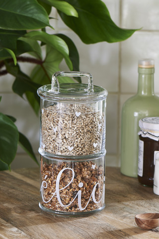 Delicieux Storage Jar 2 Parts