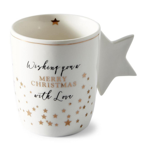 Happy Star Mug