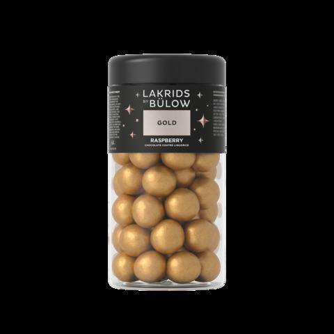 Lakrids By Bulow Gold suklaakuorrutteinen lakritsi 295g
