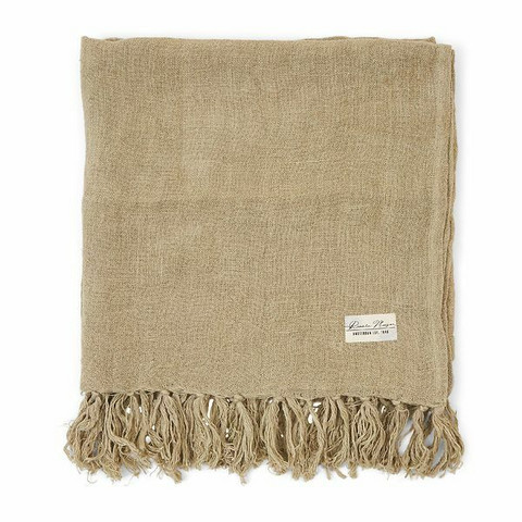 Riviera Maison Luxury Linen Throw 180x130