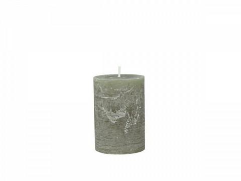 Kynttilä, oliivi 10cm