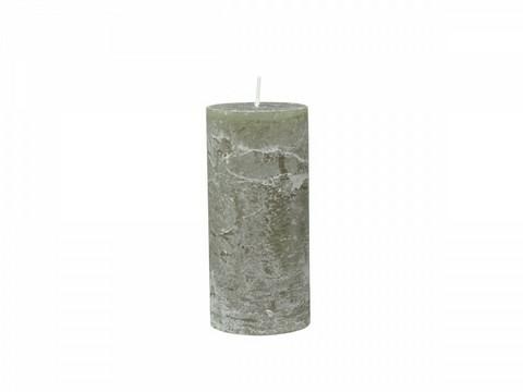 Kynttilä, oliivi 15 cm