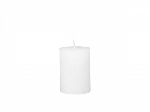 Kynttilä, valkoinen 15 cm