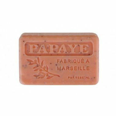 Marseille saippua, Papaye