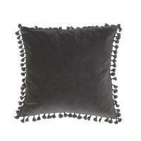 Tyynynpäällinen Frans, tumma harmaa