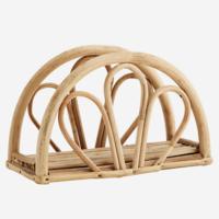 Servettiteline, bambu