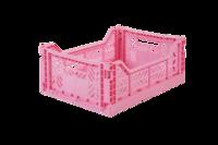Aykasa-kori, midi Baby pink