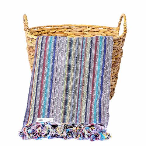 Peru Luksus hamam-pyyhe, sininen