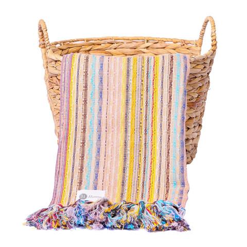 Peru Luksus hamam-pyyhe, oranssi