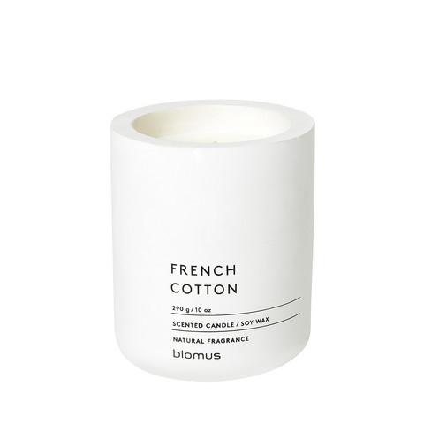 Tuoksukynttilä French Cotton