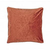 Tyynynpäällinen Velvet, ruoste