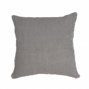 Tyynynpäällinen Linus, pellavaa, harmaa