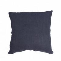 Tyynynpäällinen Linus, pellavaa, tummansininen