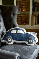 Classic Beetle Pillow