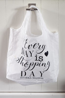 Every Day Is Shopping Day Foldable Bag