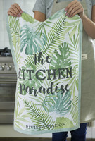 Tea Towel Tropical Heatwave