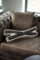 Mountain Resort Ski Pillow
