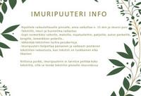 Imuripuuteri Via S, Kirpeä Greippi