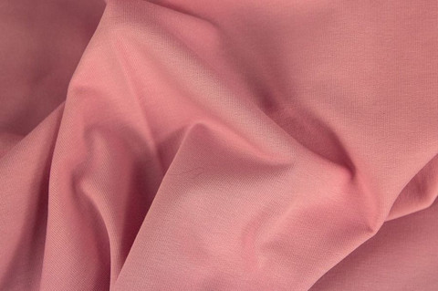 Harjattu luomujoustocollege, vaaleanpunainen