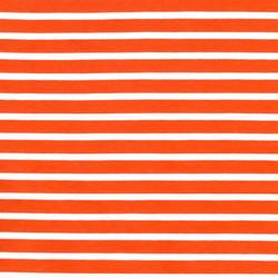 Oranssi-valkoinen raitatrikoo