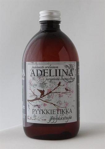 Adeliina pyykkietikka 1000ml, Vanilja-omena