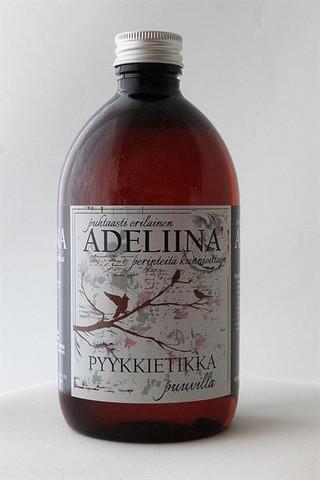 Adeliina pyykkietikka 1000ml, puuvilla