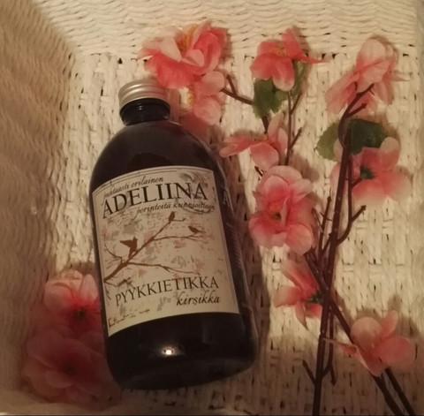 Adeliina pyykkietikka 500ml, kirsikka