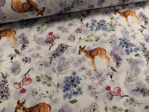 Bambi kukkaniityllä