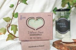 Carita Cosmetiikka Vihreä savi palashampoo