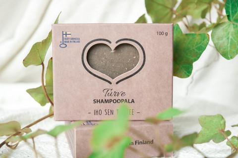 Carita Cosmetiikka Turve palashampoo