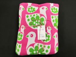 Pinkki-vihreä ankkaneulos 200*160cm