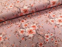 Vanha roosa Kirsikan kukka, trikoo