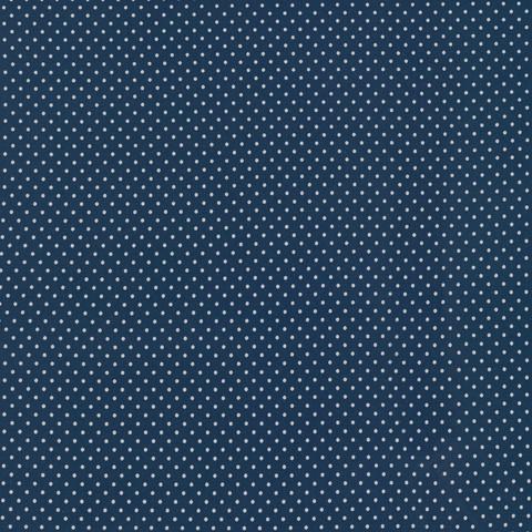 Minipilkku trikoo, denimin sininen
