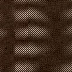 Minipilkku trikoo, ruskea