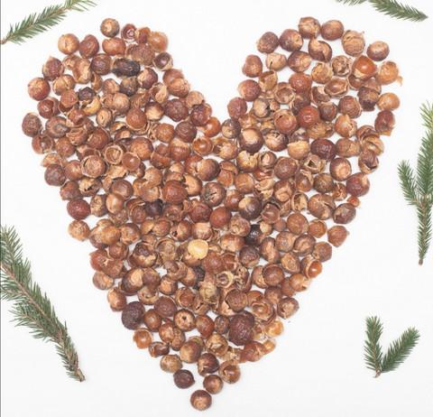 Pesupähkinät puuvillapussissa 400g