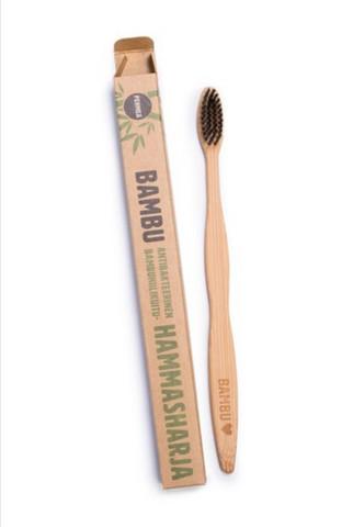 Bambuinen hammasharja