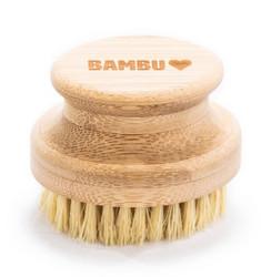 Bambuinen tiskiharjan vaihtopää